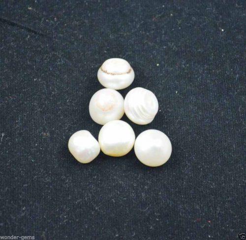 1 יחידה פנינה לבנה (אוסטרליה) 8.5 קרט