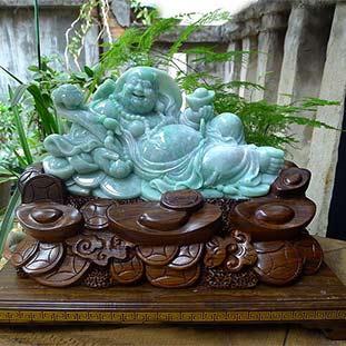 פסלים ג'ייד ירקן Jade בהזמנה מיוחדת