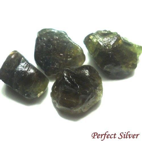 ספיר גלם ירוק Sapphire אפריקה במשקל: 15.62 קרט