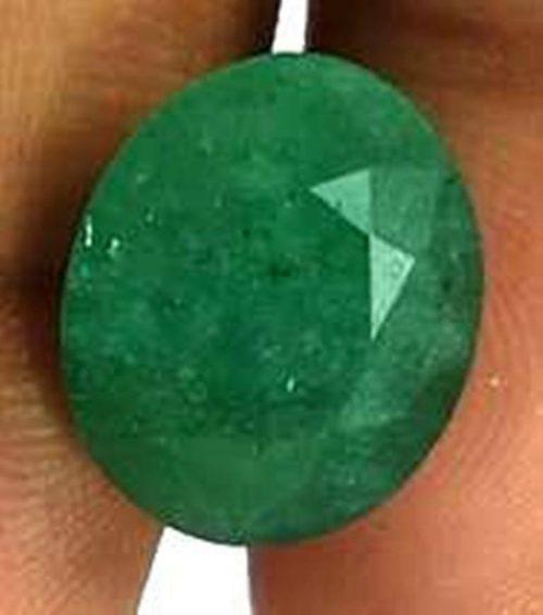אמרלד קולומביה + תעודה איזמרגד ברקת Emerald במשקל: 7.97 קרט
