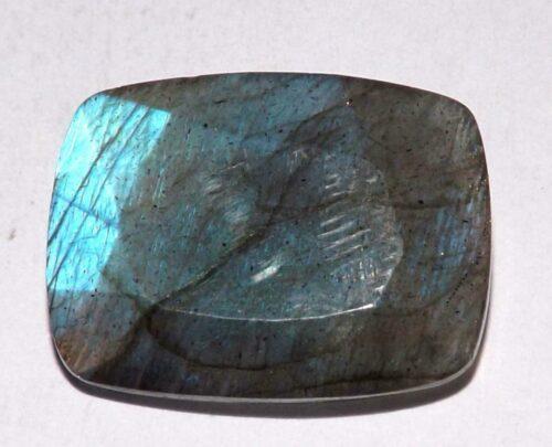 לברדורייט Labradorite מלוטש לשיבוץ אפריקה משקל: 12.70 קרט